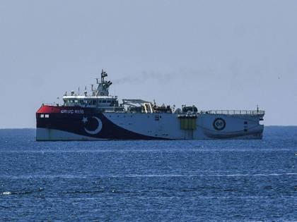 Tension in the Eastern Mediterranean