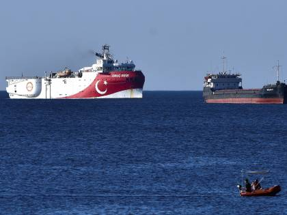 EU is Extending Sanctions on Turkey for its Illegal Drilling