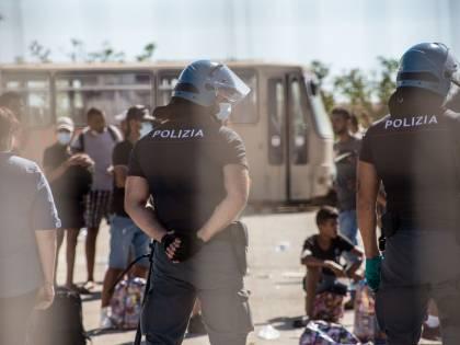 Fuga dal centro migranti terrorizza la Basilicata