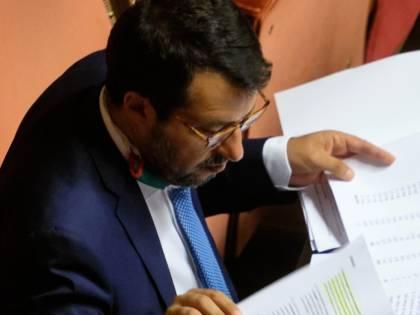 """Accuse per tempi intervento Salvini, Casellati: """"Avete sforato tutti"""""""