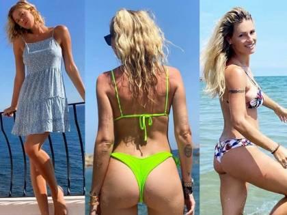 """Gambe storte e cellulite: Alessia Marcuzzi, Chiara Ferragni e le altre fanno """"outing"""""""