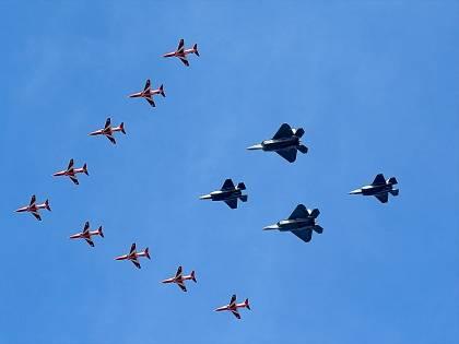 L'Aeronautica si esercita a Pantelleria per il debutto dell'F-35 ultima versione