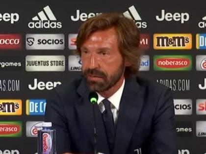 La Juventus ha scelto: è Pirlo il nuovo allenatore