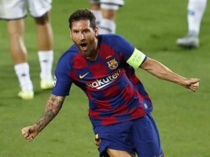 """Koeman """"libera"""" Messi per non farlo scappare. Ma Zhang fa sul serio"""