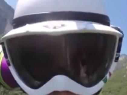 Tragedia in Alto Adige: muore base jumper italiano