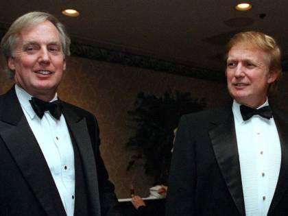 """Donald e l'addio a Robert: """"Ci rivedremo"""""""