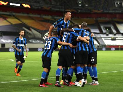 L'Inter di Conte batte lo Shakhtar e vola in finale di Europa League