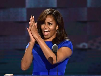Michelle Obama alla convention dem: raffica di attacchi a Trump