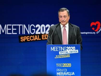 """Al G30 l'allarme di Draghi sull'economia. """"Adesso serve una nuova era post-Covid"""""""