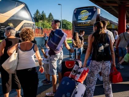 """In 24 ore 1210 i positivi: """"Molti turisti di ritorno"""""""
