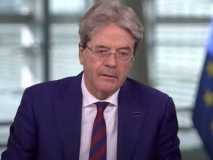 """Gentiloni e i soldi della Ue """"Non per tagliare le tasse"""""""