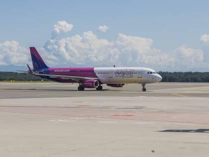 Wizz Air, rotte italiane: vola da Malpensa a Palermo e a Catania