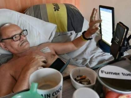 Il francese muore in diretta e Facebook sospende i video