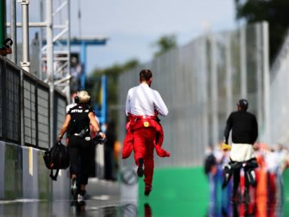 "Ferrari, paura e schiaffi. Monza va all'ex Minardi, la piccola ""italiana"""
