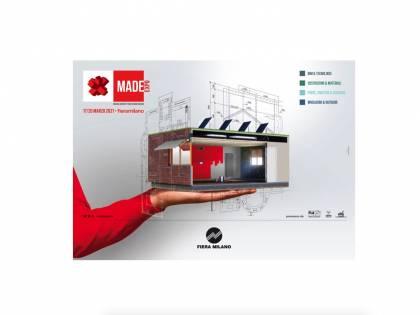 """Made expo 2021, la sfida del mondo dell'edilizia per """"costruire il futuro"""""""