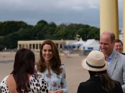 Il commento piccante di Kate sul principe William