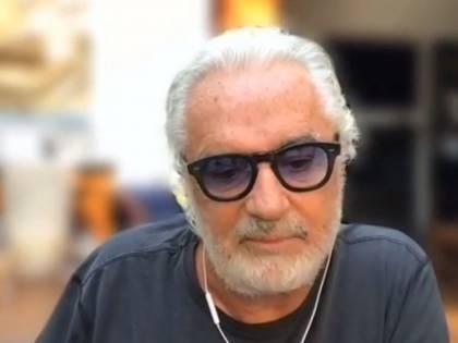 Briatore è guarito dal Covid: dopo due tamponi negativi è tornato a Montecarlo