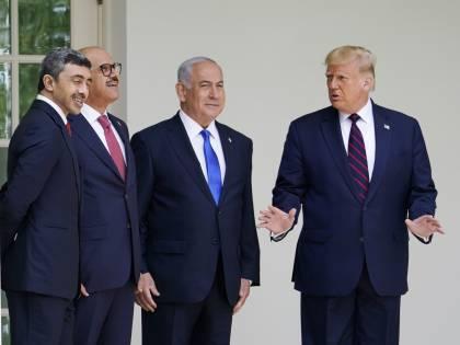 Accordo tra Israele e Paesi arabi. Trump adesso cambia la storia
