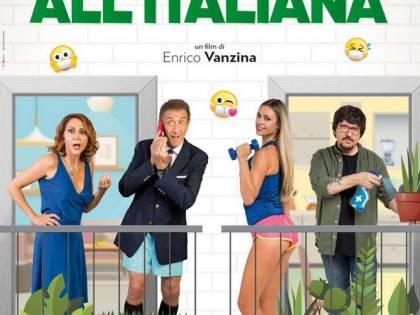 """Arriva al cinema """"Lockdown all'italiana"""": esplode la polemica per il nuovo film di Vanzina"""