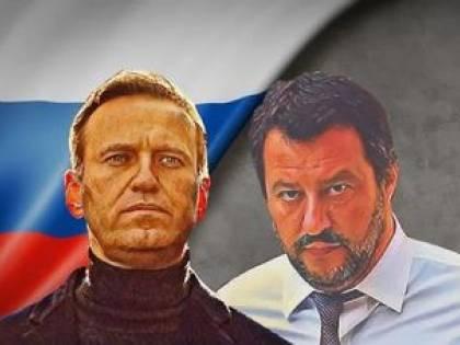 Navalny e la Lega: le false verità del politicamente corretto