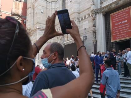 Gli immigrati e la devozione a San Gennaro