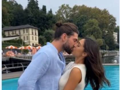 Lieto fine per Ignazio Moser e Cecilia Rodriguez. Il bacio della riconciliazione