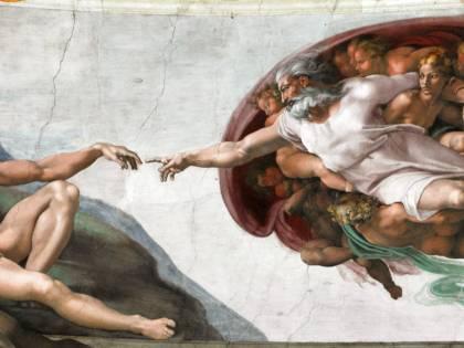 Giorello e Sgarbi a confronto (divino) su Arte e Scienza
