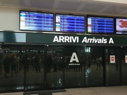 Test anti-Covid obbligatori negli scali di Malpensa e Linate per chi arriva dalla Francia