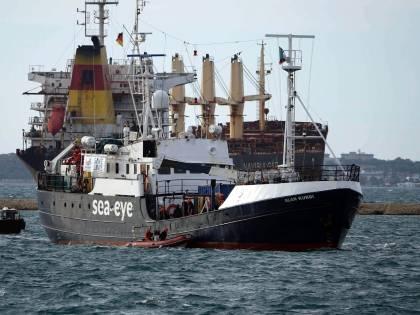"""Sea Watch si lamenta pure """"A Olbia un'accoglienza ostile"""""""