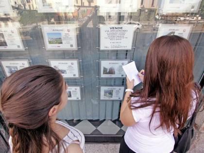 Case più care, ma il mercato rallenta