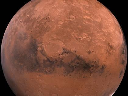 Laghi salati al polo sud di Marte. Conferme per la ricerca italiana