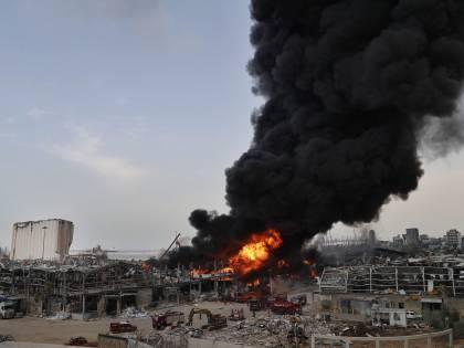 """""""Possibile un'altra esplosione"""". Cosa sanno Israele e il Mossad"""