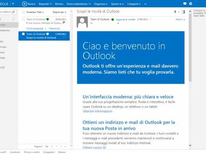 Outlook in black out, posta e calendario di Microsoft bloccati