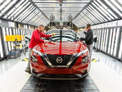 """Grazie a """"2-TONE"""" Nissan Juke si trasforma in opera d'arte hi-tech"""