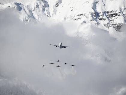 Ora anche la Svizzera si arma: pronto l'arrivo dei caccia F-35