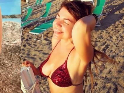 """Cristina D'Avena: """"Mi piace far vedere le forme... Poi ogni tanto arriva il maniaco"""""""