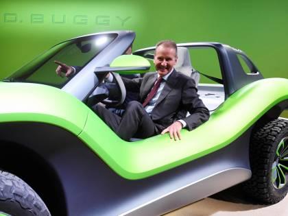 Volkswagen dribbla il Covid con l'elettrico