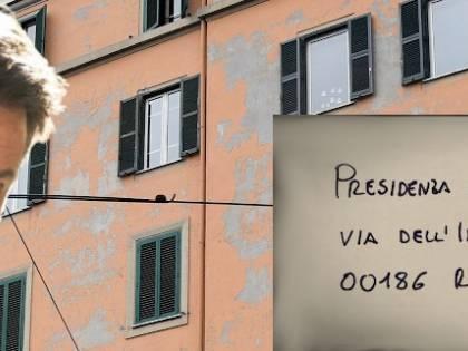 """""""Noi rivogliamo la nostra casa"""" Le vostre mail a Palazzo Chigi"""