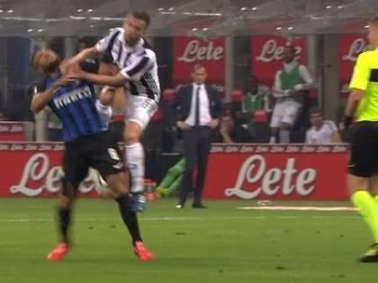 """L'audio """"sparito"""" di Inter-Juve che può ribaltare davvero tutto"""