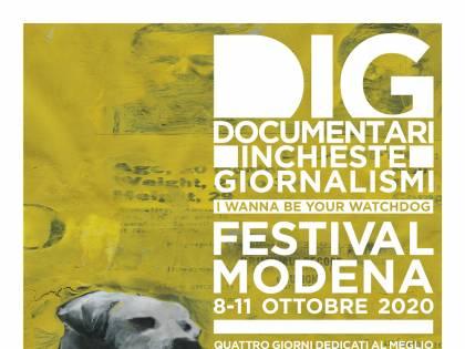 DIG 2020, a Modena il festival del giornalismo investigativo