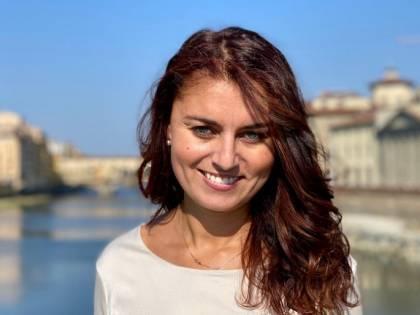 """Ceccardi: """"Resto in Europa perché solo l'unica parlamentare del centrodestra in Toscana"""""""