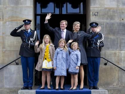 """Il """"frugale"""" Rutte taglia i finanziamenti al re e alla principessa d'Olanda"""