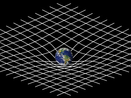 Così si curva lo spaziotempo
