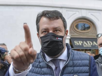Dal liceo al gossip, il Salvini segreto