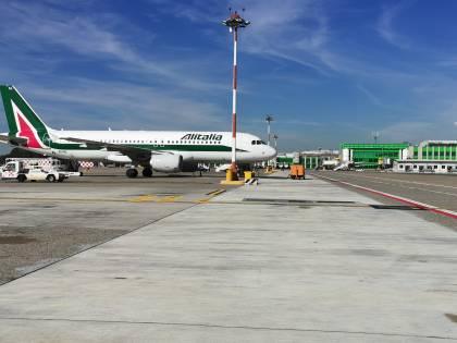Proseguono i voli Covid-tested di Alitalia fra Linate e Fiumicino