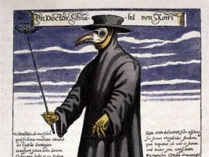 """Quella vita al tempo della peste """"Siamo tornati a 700 anni fa..."""""""