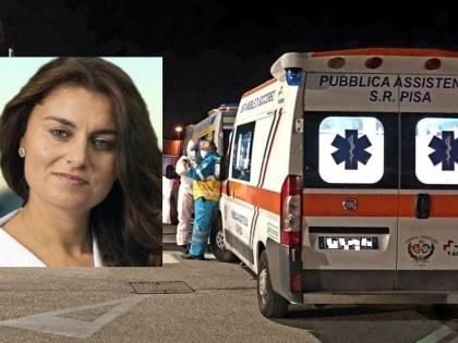 """Code delle ambulanze e posti letto agli sgoccioli. Ceccardi: """"Di chi è la colpa?"""""""