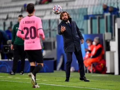 """La Juventus affonda con il Barcellona. Tifosi spietati sui social: """"#PirloOUT"""""""
