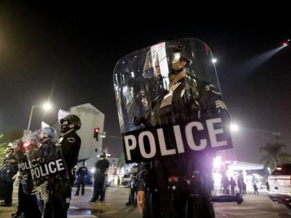 Elezioni Usa, manifestazioni e scontri in diverse città