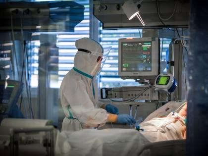 """In ospedale è record di malati Covid: """"Pochi giorni, poi è la fine"""""""